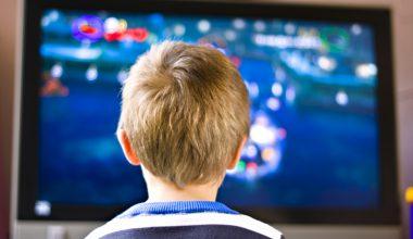 Televizyonun Çocuklar İçin Tehlikeleri
