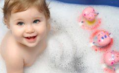 Doğal Bebek Deterjanı