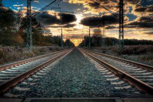 Burdur'daki demiryolu çalışmaları
