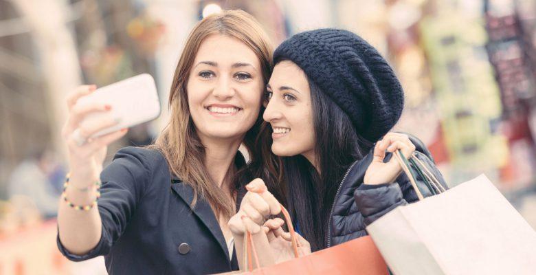 Selfie Kullanarak Alışveriş Dönemi Başlıyor