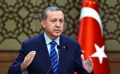 Cumhurbaşkanı Recep Tayyip Erdoğan Açıklama Yaptı