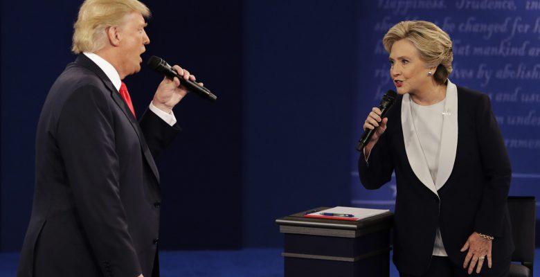 Clinton ile Trump Arasındaki Fark Açılıyor!